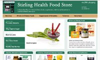Online Health Food Shop